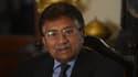 L'ancien président pakistanais Pervez Musharraf, le 29 décembre 2013