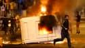 De nouveaux affrontements entre policiers et manifestants se sont déroulés dans la nuit de mardi à mercredi en Turquie, ici à Ankara, malgré les excuses présentées par le vice-Premier ministre pour les violences policières contre les manifestants de ces d