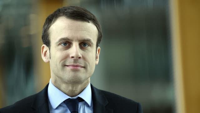Pour Emmanuel Macron, il faut donner aux syndicats une plus grande part à la négociation collective.