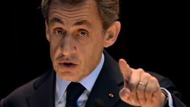 Nicolas Sarkozy compte bien reprendre la main sur les questions sécuritaires, l'un de ses sujets de prédilection.
