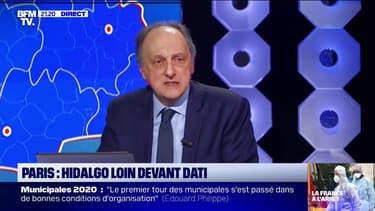 Municipales: Anne Hidalgo arrive largement en tête à Paris avec près de 30% des voix