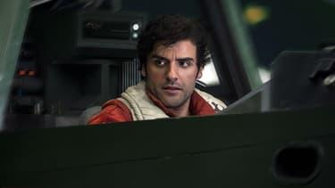 "Oscar Isaac dans ""Star Wars - Les Derniers Jedi"""