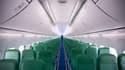 Transavia présente un confort supérieur à la moyenne en cabine.