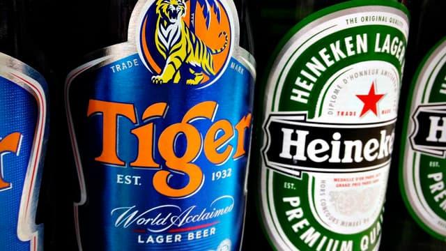 Le contrôle d'APB, propriétaire de Tiger, donnerait à Heineken l'accès direct aux marchés asiatiques.