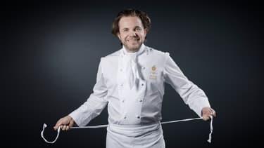 Nicolas Sale, chef du Ritz.