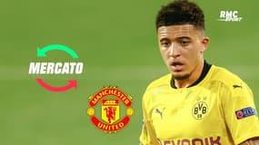 Mercato : Sancho rejoint Manchester United (officiel)