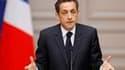 """Nicolas Sarkozy s'est engagé à une réforme des retraites dans les six mois tout en donnant le temps nécessaire à la concertation avec les partenaires sociaux. """"Je ne passerai pas en force (...) Mais avant six mois, les mesures nécessaires (...) auront été"""