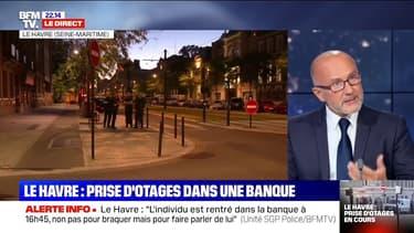 Le Havre: une seule personne reste prise en otage