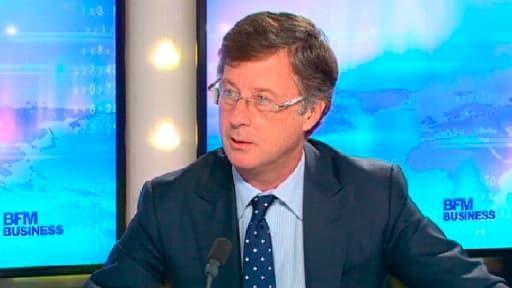 Le nouveau Patron d'Accor, Sébastien Bazin, était l'invité de Stéphane Soumier dans Good Morning Business ce jeudi 28 novembre.