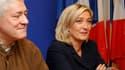 Marine Le Pen l'a emporté sur son rival Bruno Gollnisch pour succéder à son père à la tête du Front national, selon un responsable du parti. Le résultat du vote des adhérents ne sera officiellement proclamé que dimanche au congrès de Tours. /Photo prise l