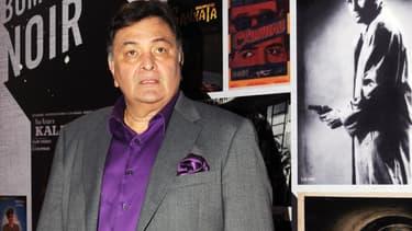 Rishi Kapoor, légende du cinéma bollywoodien
