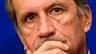 """Le futur président de la Halde devrait être issu du """"corps français traditionnel"""", a estimé le chef de file des sénateurs UMP, Gérard Longuet, aussitôt taxé de racisme par le Parti socialiste. /Photo d'archives/REUTERS/Jacky Naegelen"""