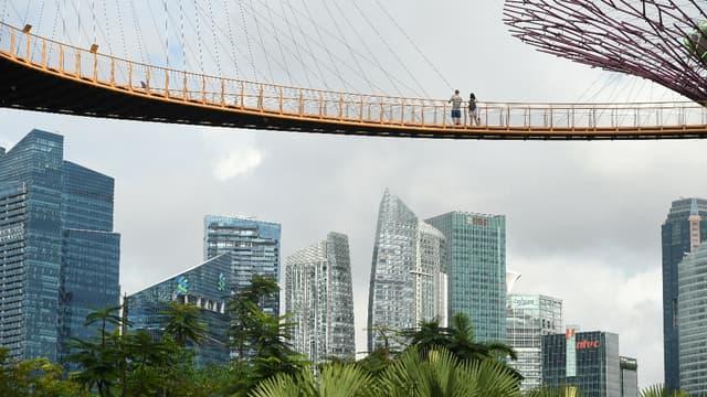 Un Bangladais raconte la dur.e vie des ouvriers venus bâtir Singapour