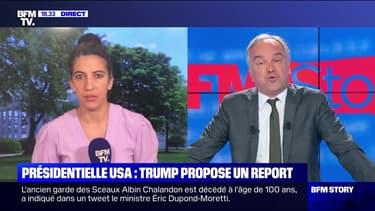 Story 6: Donald Trump propose un report de la présidentielle américaine - 30/07