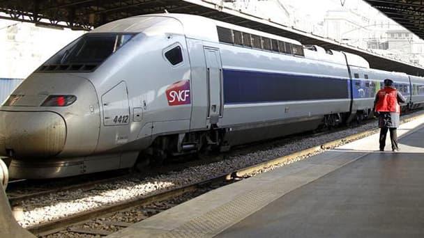 la Sncf annonce une perte de 200M€ de sa marge en 2013.