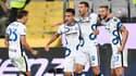 Les joueurs de l'Inter Milan