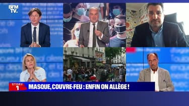 Story 4 : Masque, couvre-feu... Enfin on allège ! - 16/06