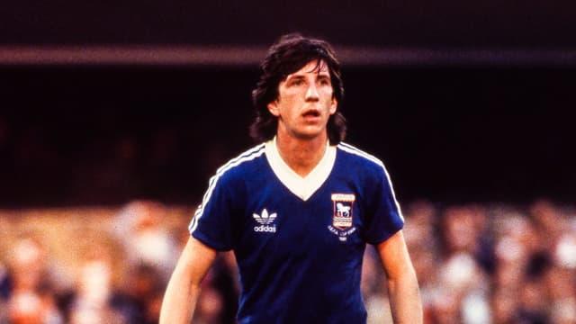 Paul Mariner avec Ipswich en 1981