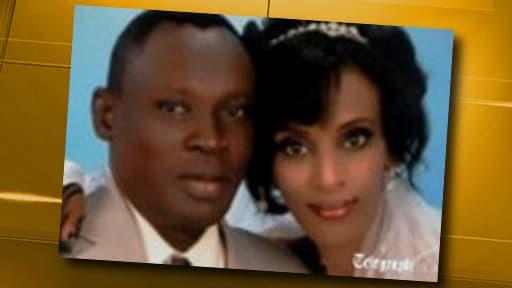 Meriam Ibrahim et son mari, Daniel Wahi.