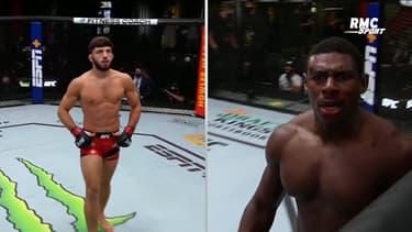 UFC :  Tsarukyan détruit Giagos, KO spectaculaire pour Buckley