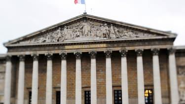 L'Assemblée nationale, image d'illustration