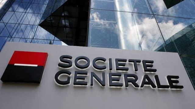 Société Générale domine le CAC 40 malgré sa perte annuelle