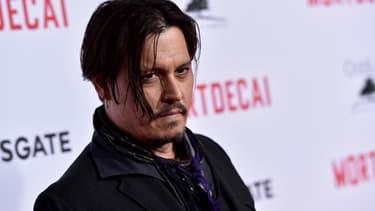 Johnny Depp est actuellement en tournage en Australie pour le cinquième opus de Pirates des Caraibes.