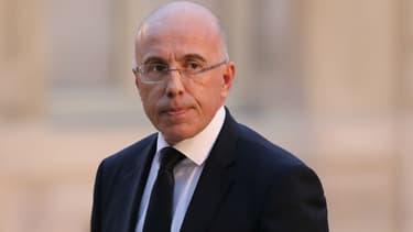 Eric Ciotti à l'Elysée, le 30 janvier 2018