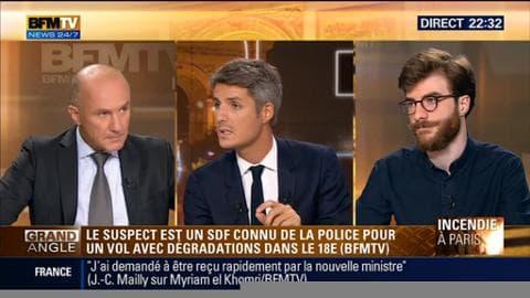 Incendie à Paris: La piste criminelle est privilégiée
