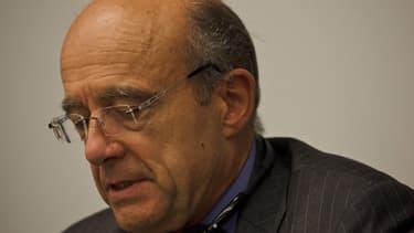 Alain Juppé ne considère pas que la France soit en faillite