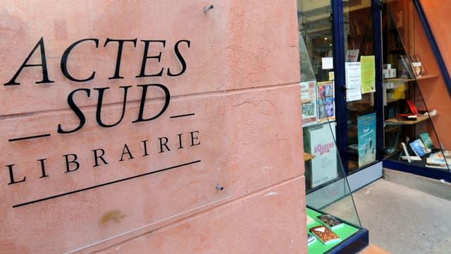 Siège de la maison d'édition Actes Sud à Arles