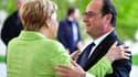 Le dernier déplacement de François Hollande en Allemagne.