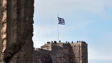 Pour éviter une panique bancaire, la bourse d'Athènes et les banques grecques n'ouvriront pas lundi.