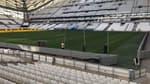 Des filets au Vélodrome pour OM-PSG