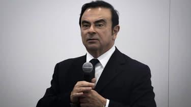 La rémunération de Carlos Ghosn a dépassé les 7 millions d'euros l'an passé, dans le cadre de son mandat de PDG de Renault