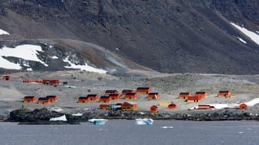 La base antarctique Esperanza