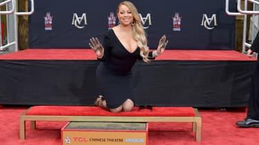 Mariah Carey le 1er novembre 2017