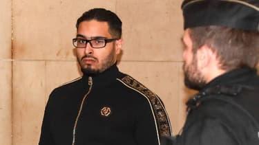 Jawad Bendaoud au tribunal - Image d'illustration
