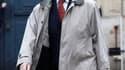 """Jean-Paul Vettier, PDG de Petroplus, à Matignon. Le groupe suisse de raffinage a dit espérer un accord dès que possible avec ses banques et assuré qu'il """"ferait tout pour éviter un dépôt de bilan"""", qui menacerait des centaines d'emplois en France. /Photo"""
