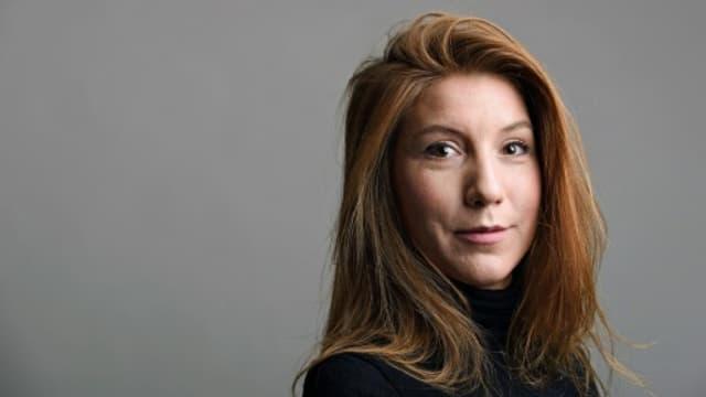 La journaliste suédoise Kim Wall, dans une photo diffusée le 12 août 2017 par sa famille