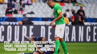 PSG : Pour Piquionne, Mbappé pourra jouer contre l'Atalanta Bergame