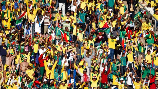 Les supporters africains