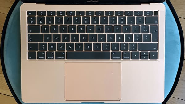 Le MacBook Air 2018 d'Apple