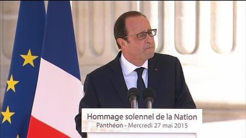 """Hollande: """"La jeunesse réclame aujourd'hui qu'on lui fasse confiance"""""""