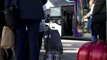 10 % des passagers (soit 170.000 personnes) ont voyagé en autocar de/vers ces aéroports au deuxième trimestre contre 4 % (environ 50.000 personnes) au premier trimestre 2017.