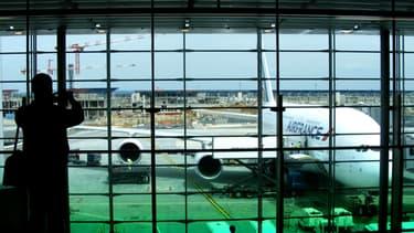 20 à 30% des avions resteront cloués au sol dans certaines villes françaises (photo d'illustration).