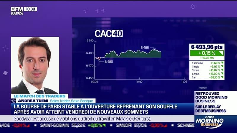 Le Match des traders : Andréa Tueni vs Jean-Louis Cussac - 31/05