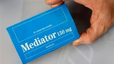 Environ 500 nouvelles plaintes seront déposées jeudi par l'Association des victimes de l'Isoméride et du Mediator et s'ajouteront aux 116 déjà examinées dans le cadre des informations judiciaires ouvertes sur ce médicament, auquel sont imputés 500 à 2.000