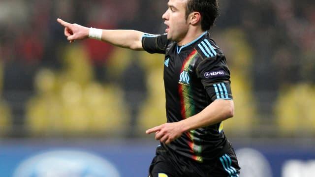 Mathieu Valbuena espère jouer mercredi soir contre Manchester Unite