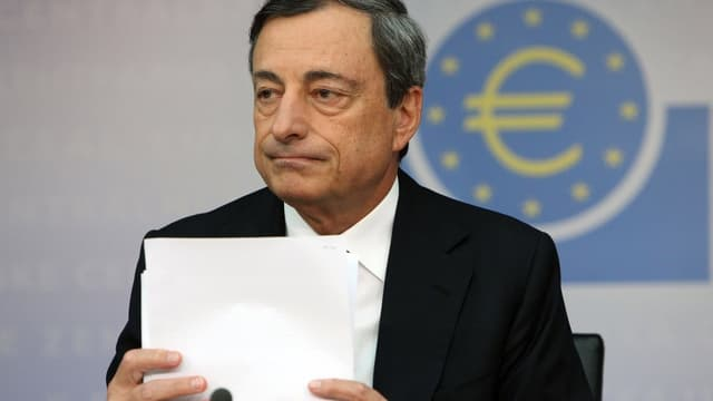 Mario Draghi et ses collègues de la BCE sont passés à l'action